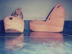 Día 15, mis zapatos.