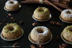 Donuts speziati ricetta ciambelle dolci senza lattosio