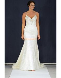 Augusta Jones 2013 Elegante Luxuriöse Hochzeitskleider aus Spitze
