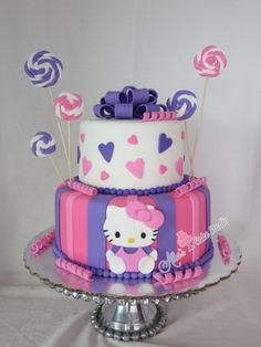 Hello kitty cake Alba's Cake Studio on Facebook and Instagram