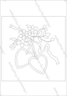 [转载]心心被 Hand Embroidery Patterns, Applique Patterns, Applique Quilts, Embroidery Applique, Quilt Patterns, Quilted Gifts, Shabby Fabrics, Parchment Craft, Heart Crafts