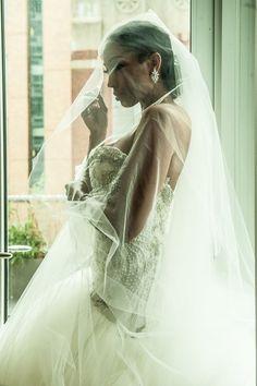 Editorial Style #Veil Shot | Kesha Lambert Photography