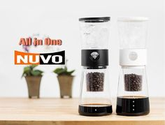 Nuvo Cold Brew Dutch Coffee Maker Water Drip Home Cold Brew Made in Korea (White) *** Awesome product. Click the image : Coffee Maker Water Drip, Cold Brew, Workplace, Brewing, Dutch, Coffee Maker, Korea, Advice, Teaching