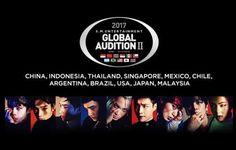 SM Ent. anuncia audições globais em diversos países, incluindo o Brasil