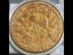 Τυρόπιτα με σουρωτη / easy greek cheese pie - YouTube Greek Cheese Pie, Cheese Pies, Greek Recipes, Apple Pie, Food And Drink, Easy, Desserts, Soda, Youtube