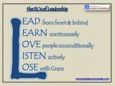 5Ls of Leadership