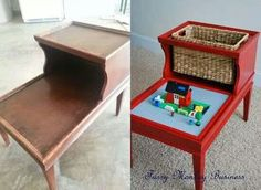 Awesome Lego table!