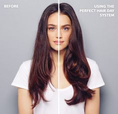 Living Proof's Perfect hair Day collection helps hair stay cleaner, longer for gorgeous, healthy hair.