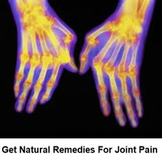 Get your joint pain cured by natural remedies amd feel the difference by using it.  #arthritis