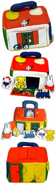 Maison Miffy : Miffy House!