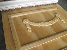 Susie Harris: DIY Trumeau....  French style mirror DIY