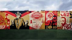 Wynwood Walls mural