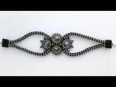 TheHeartBeading: Orion Bracelet - Part 2/2 - YouTube