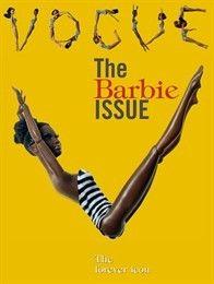 #BlackBarbie #VogueBlack