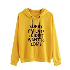 ISHOWTIENDA Women Winter clothes O-Neck Hoodie Long Sleeve Letter Print Sweatshirt streetwear moletom feminino sudaderas mujer Hoodie Sweatshirts, Pullover Hoodie, Printed Sweatshirts, Sweater Hoodie, Friends Sweatshirt, Fashion Sweatshirts, Hoodie Outfit, Sweatshirts Online, Hoodie Dress