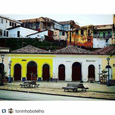 https://flic.kr/p/yu1WaA | Historical district of my adopted city.  #Repost @toninhobotelho with @repostapp ・・・ Que Ilha Bela! Reviver, São Luís - Maranhão.  #vscocam #tips #nomaranhao #turismo #talentosfotográficosdoig #poesiadasimagens #panelagram #ummardetalentos #brasilsensacio