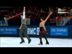 ISU Trophée Bombard DANCE -6/8- Anna CAPPELLINI Luca LANOTTE FP - 19/11/2011