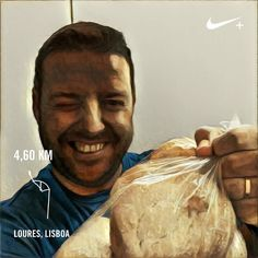 Na preparação para a #CorridadoMontepio aproveitei para ir ao pão a quase #5k de casa #runnersworldportugal  #corremosjuntos #deliveryrun #runner #runnerdrummer #3porsemana #newlifestyle #drumrunner | #Gear: #puma #kalenji #skechers  #tomtom #nikeplus #house