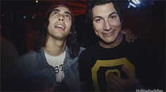 Vic and Jaime . being Vic and Jaime Tony Perry, Why I Love Him, Love U So Much, Warped Tour, Pierce The Veil, Jeremy Mckinnon, Jaime Preciado, Hip Hop, Harry Potter