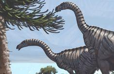 Simon Stålenhag Art Gallery - Plateosaurus