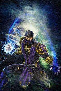 Rain-Mortal Kombat by Grapiqkad on DeviantArt