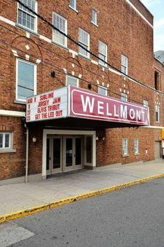Wellmont Theater, Montclair, NJ.