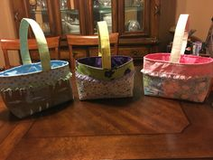 Easter is coming,  so I made my kids their easter basket woot woot!