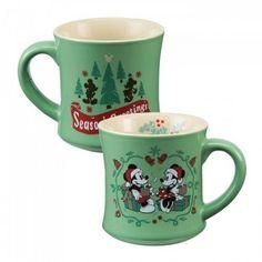Mickey & Minnie Holiday Mug #HomeLocomotion