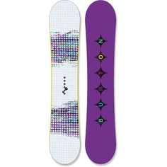 Burton Lux V-Rocker Snowboard - I hope to make it outside this winter on my Snowboard!