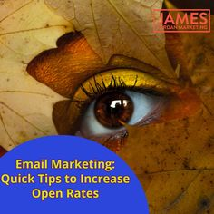 Email Marketing Quick Tips to Increase Open Rates Marketing Tactics, Email Marketing, Content Marketing, Social Media Marketing, Digital Marketing, Morris Albert, Stand Up For Yourself, Making Excuses, Influencer Marketing