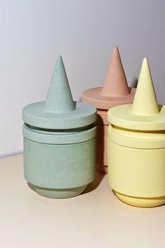 Vases by Valentina Cameranesi Sgroi