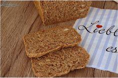 Leckeres Haferflocken-Nuss-Brot #Haferflocken #Brot #Nuss #Nüsse #Backen #selbstgemacht