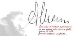 Alda Merini - sito ufficiale della poetessa dei Navigli