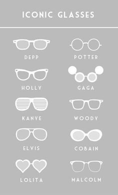 Iconic Glasses