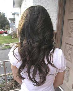16.Nice Ash Brown Hair