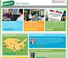 Franchisors Web Development, Content Management System