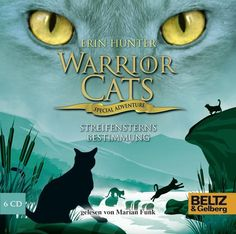 Hörbuch: Warrior Cats - Special Adventure 04. Streifensterns Bestimmung  Von Erin Hunter, Audiobooki w języku niemieckim