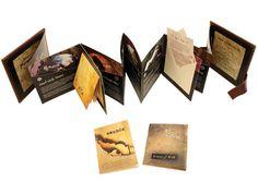 Audio Book Packaging: Morganville Vampires by Lindsey Andrews, via Behance