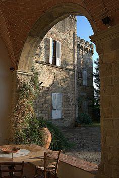 Castello di Montalbano Firenze