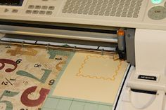 Fabulous Cricut:  Great Cricut Blog.  lots of ideas, inspiration, tutorials . . .