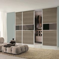 If your old fitted wardrobe doors are starting to look a little battered and tired you may think about removing them or having an entirely new installation. A very simple shift in wardrobe door style can easily considerably alter the look of the wardrobe.