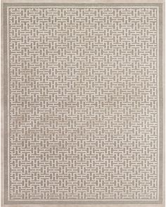 Feizy Rugs Saphir Zam Collection Pewter & Light Gray SHOP www.crownjewel.design