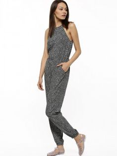 fa5d7785623 Buy New Look Black High Neck Monochrome Jumpsuit for Girls Online in India
