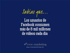 El vídeo es el rey de las redes sociales. Y tú, ¿lo sabías? 😉🔝    ✨ http://qoo.ly/msavu ☎ 935 467 591