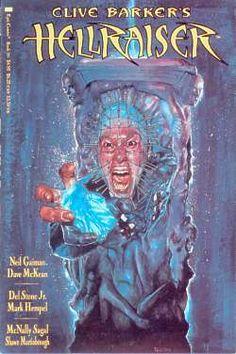 Neil Gaiman - Clive Barker's Hellraiser: Book 20
