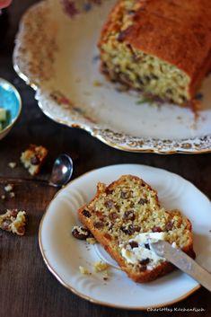 Egal ob Afternoon Tea oder ganz klassisches Kaffee trinken, dieses Raisin Bread mit Whiskybutter ist einfach ein köstlicher Genuss.