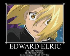Edward Elric by RandomDudette on DeviantArt