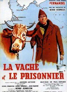 La vache et le prisonnier !