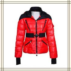 moncler jeanbart red