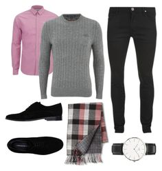 """""""Untitled #59"""" by demiashe on Polyvore featuring Scotch & Soda, Vivienne Westwood Anglomania, Superdry, Alessandro Dell'Acqua, Merona, Daniel Wellington, mens, men, men's wear and mens wear"""